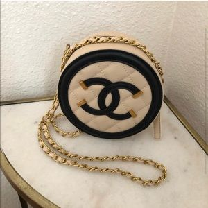 Chanel filigree